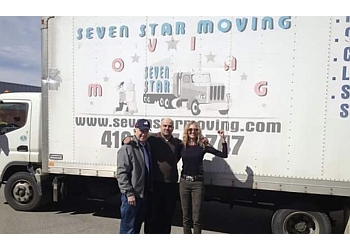 Vaughan moving company Seven Star Moving Inc.