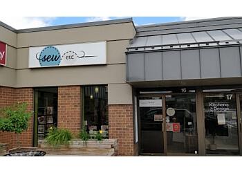 Burlington sewing machine store SewEtc