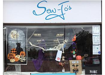 Ottawa sewing machine store Sew-Jo's