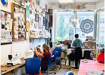 Sudbury sewing machine store Sew Local Stitch Lounge