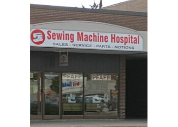 Ottawa sewing machine store Sewing Machine Hospital
