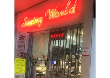 Toronto sewing machine store Sewing World