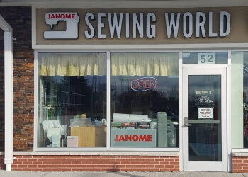 St Johns sewing machine store Sewing World Inc.
