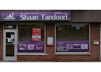 Brossard indian restaurant Shaan Tandoori