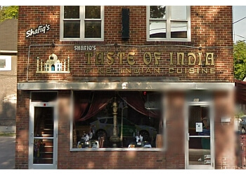 Peterborough indian restaurant Shafiq's Taste Of India