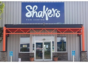 Calgary amusement park Shakers Fun Centre