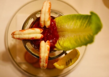 Hamilton steak house Shakespeare's