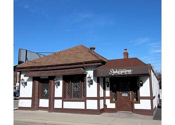 Hamilton seafood restaurant Shakespeare's Restaurant