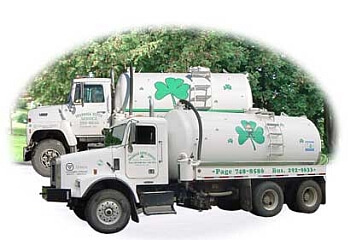 Peterborough septic tank service Shamrock Septic Service