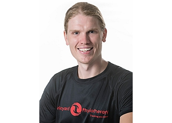 Nanaimo physical therapist Shane Gill, B.Sc, M.Sc PT