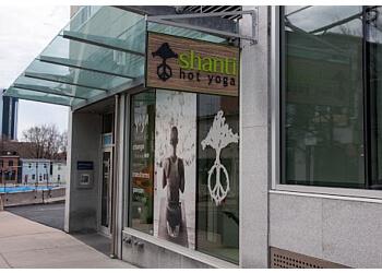 Halifax yoga studio Shanti Hot Yoga
