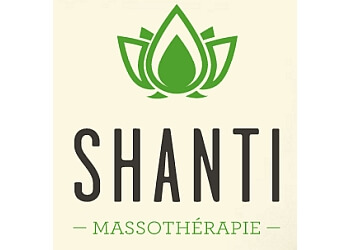 Quebec massage therapy Shanti Massothérapie