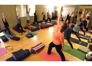 Hamilton yoga studio Shanti Yoga Studio