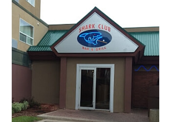 Saskatoon sports bar Shark Club sports bar grill