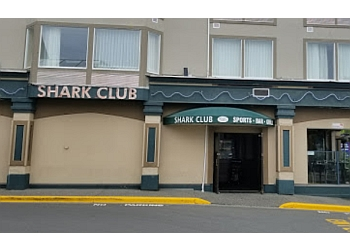Victoria sports bar Shark Club
