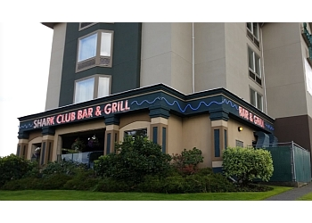 Victoria sports bar Shark club sports bar & grill