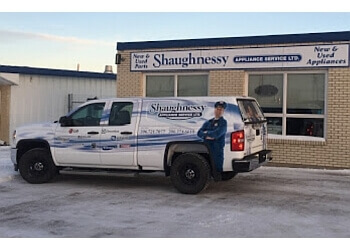 Saskatoon appliance repair service Shaughnessy Appliance Service LTD.