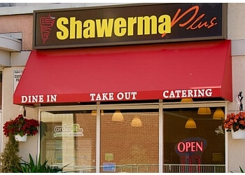 Waterloo mediterranean restaurant Shawerma Plus
