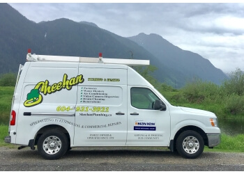 Port Coquitlam plumber Sheehan Plumbing & Heating Ltd.