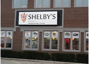 London mediterranean restaurant Shelby's
