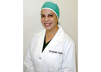 North Vancouver podiatrist Shenin Mohamed, DPM