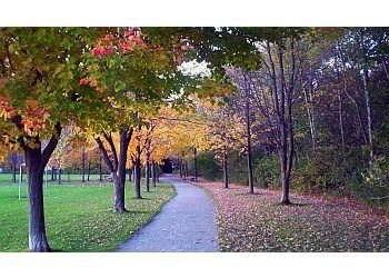 Aurora public park Sheppard's Bush Conservation Area