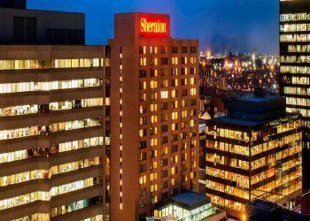 Hamilton hotel Sheraton Hotel