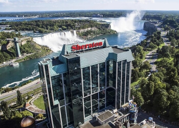 Niagara Falls hotel Sheraton On The Falls