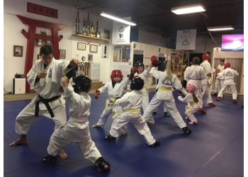 London martial art Sherbourne Martial Arts Academy