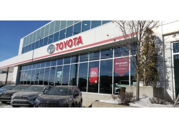 Sherbrooke car dealership Sherbrooke Toyota