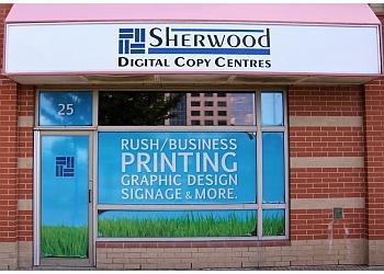 Mississauga printer Sherwood Copy & Print