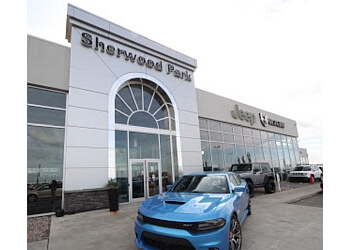 Sherwood Park car dealership Sherwood Dodge