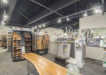 Sherwood Park flooring company Sherwood Flooring Inc.