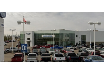Sherwood Park car dealership Sherwood Ford