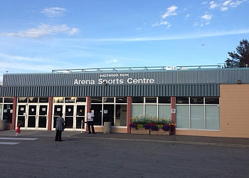 Sherwood Park Arena Sports Centre Sherwood Park Places To See