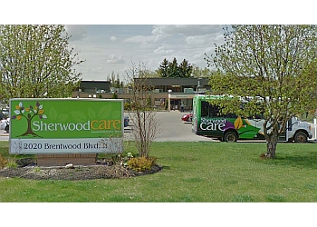 Sherwood Park retirement home Sherwood Care