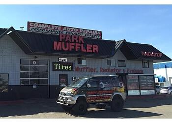 Sherwood Park Muffler Radiator Brakes & Tires