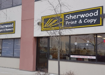 Sherwood Park printer Sherwood Print & Copy