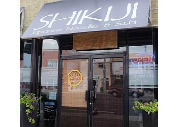 Calgary sushi Shikiji