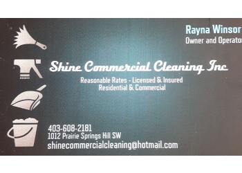 Airdrie commercial cleaning service Shine Commercial Cleaning Inc