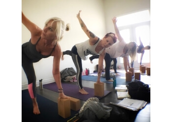 Niagara Falls yoga studio Shine On Yoga