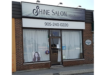 Oshawa hair salon Shine Salon and Spa