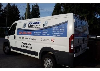 Coquitlam sign company Shining Signs