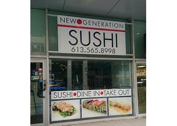 Ottawa sushi Shinka Sushi Bar