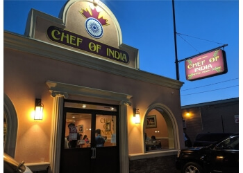 Niagara Falls indian restaurant Shiv Kirti - Chef of India