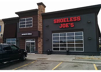 Brantford sports bar Shoeless Joe's Sports Grill