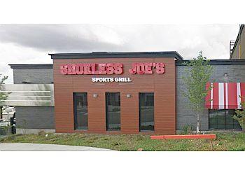 Sherwood Park sports bar Shoeless Joe's Sports Grill