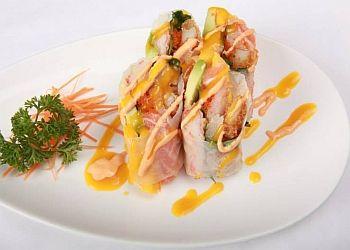 Sherbrooke sushi Shogun Sushi