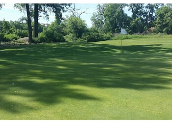 Winnipeg golf course Shooters Family Golf Centre