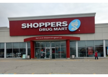 Sarnia pharmacy Shoppers Drug Mart